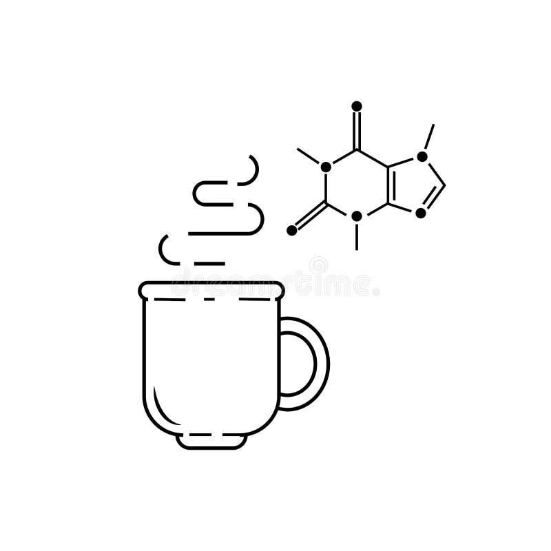 Tasse de caf? illustration de vecteur