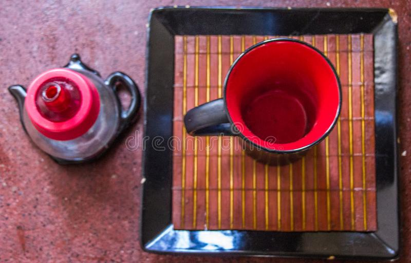 Tasse de caf? photo stock