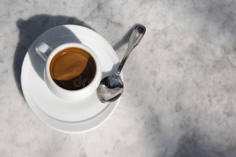 Tasse de cappuccino image libre de droits