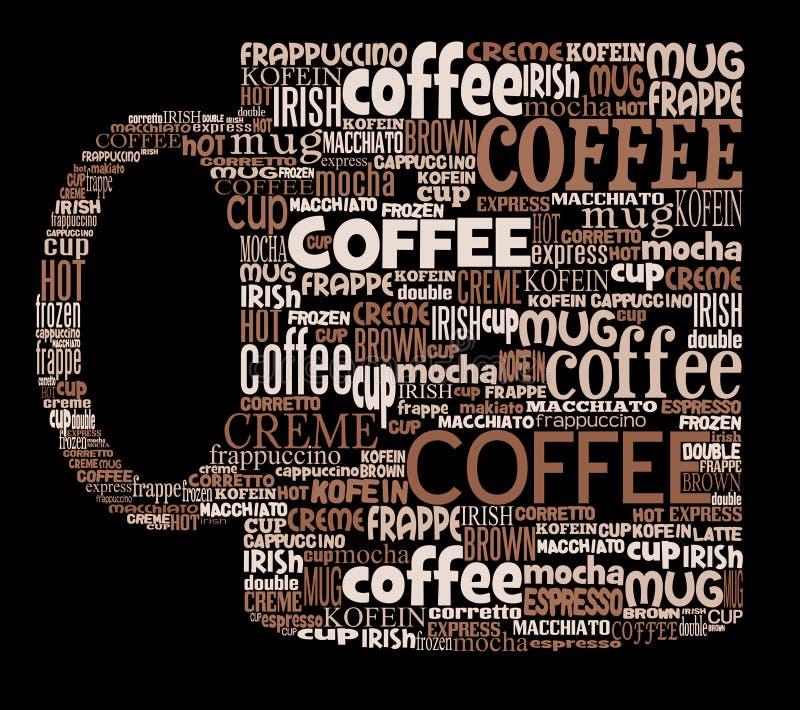 Tasse de Coffe illustration libre de droits