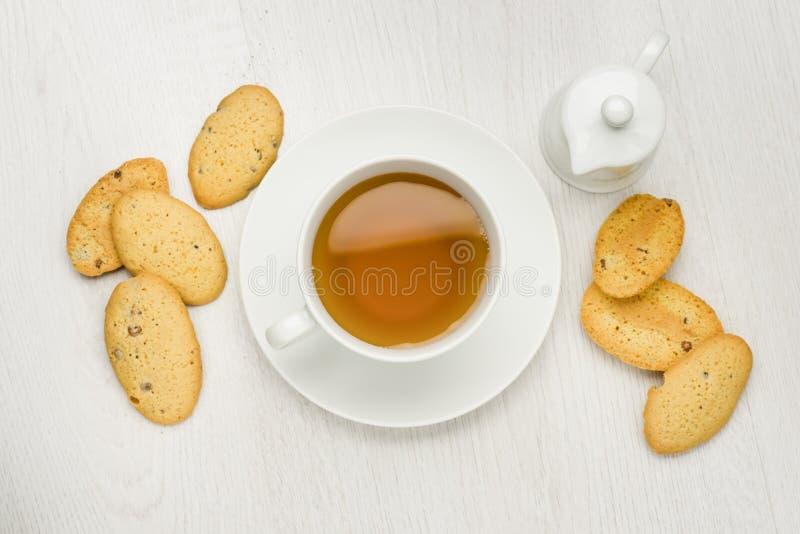 Tasse de thé photographie stock libre de droits