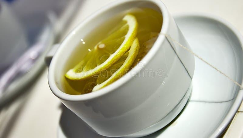 Tasse de thé images libres de droits