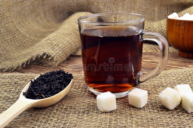Tasse de thé photos stock