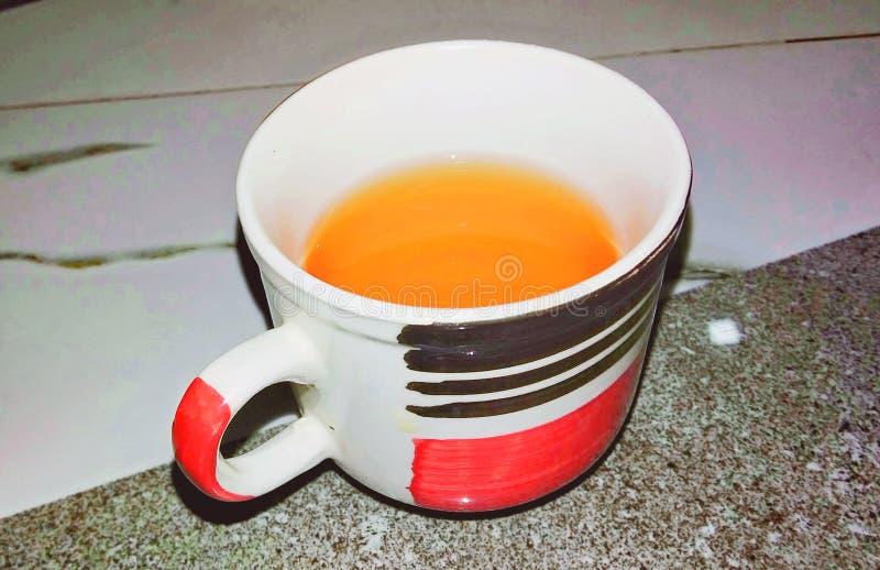 Tasse de th? photo libre de droits