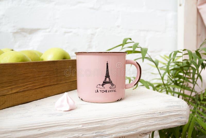Tasse française photos stock