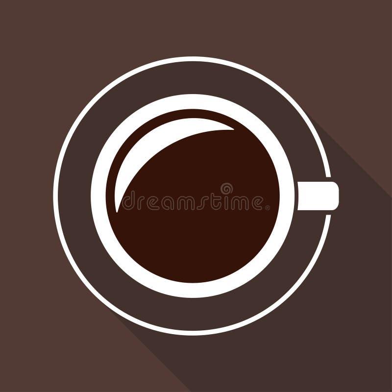 Tasse Kaffee vektor abbildung