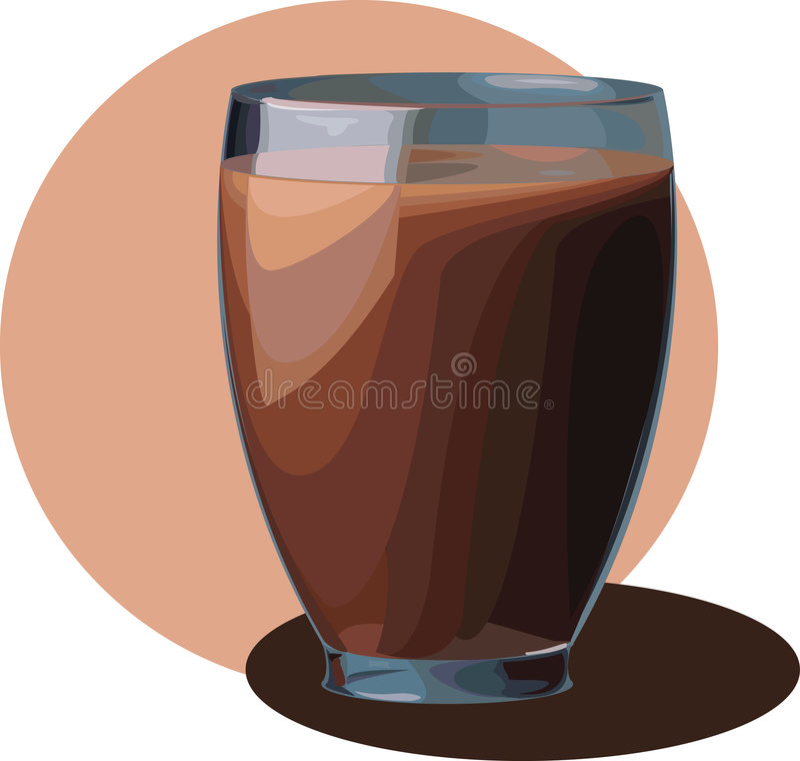 Tasse Kaffee. lizenzfreie abbildung