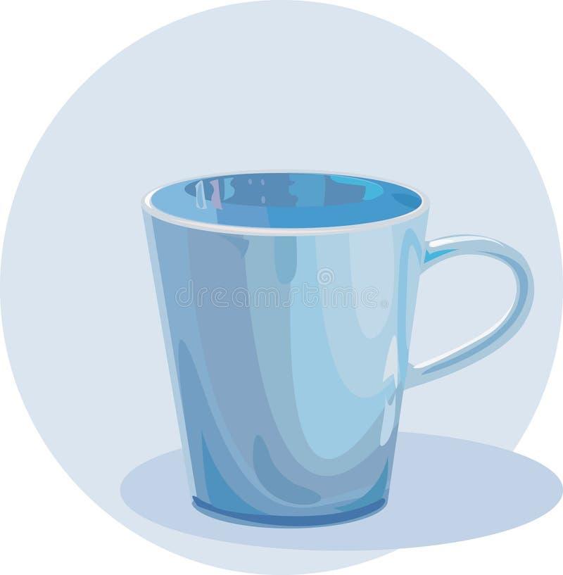 Tasse Tee vektor abbildung