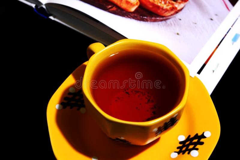 Tasse Tee lizenzfreies stockfoto