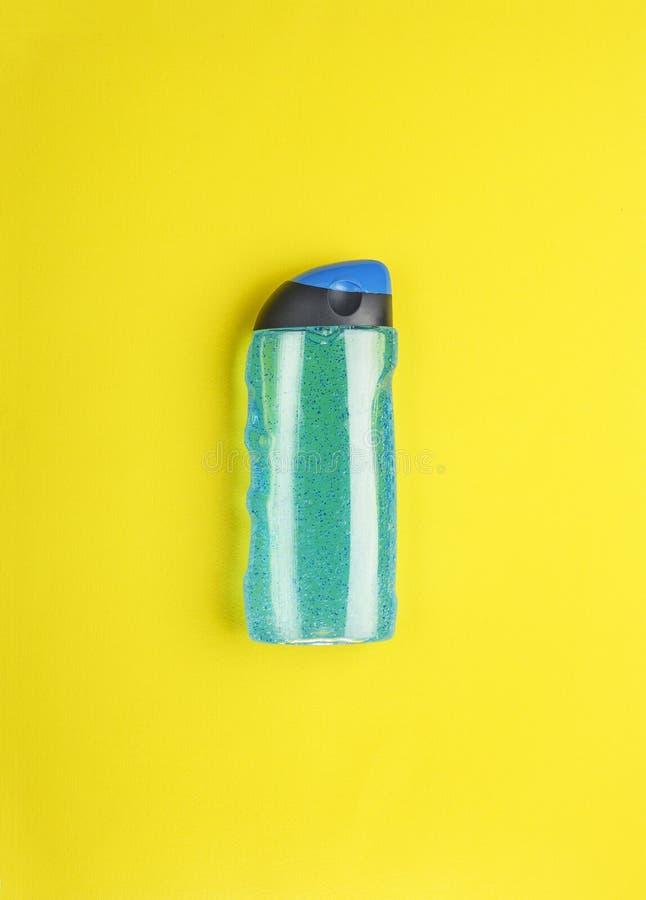 Tasse, thermos, jaune, aluminium, boisson, bouteille, café, récipient, tasse, boisson, hippies, l'espace de copie, photo libre de droits