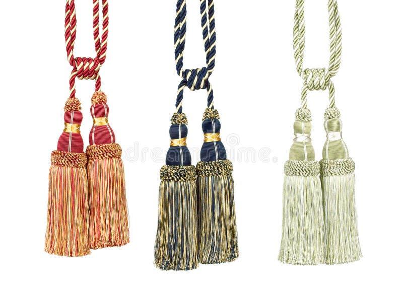 Download Tassels stock image. Image of hanging, handicraft, luxury - 25178923