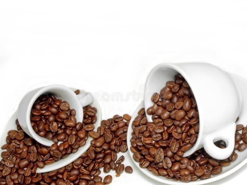Tasses de café photos stock
