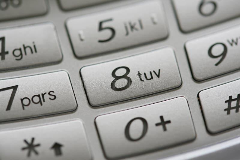 Tastaturblock stockfoto