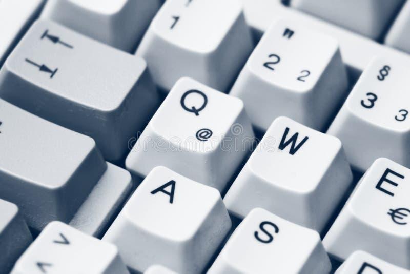 Tastaturtasten lizenzfreies stockbild