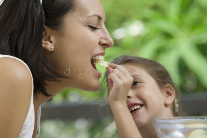 Download Taste stock image. Image of mama, human, happy, child - 13870355