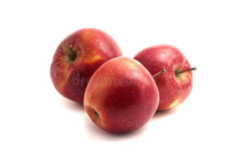 Taste a fruits royalty free stock image