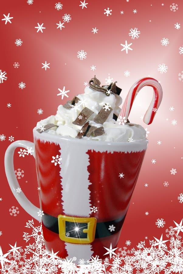 Download Christmas Hot Chocolate Drink Stock Illustration - Illustration: 3815197