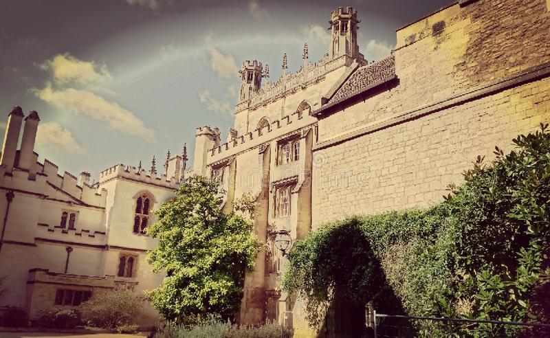 A taste of Oxford royalty free stock image
