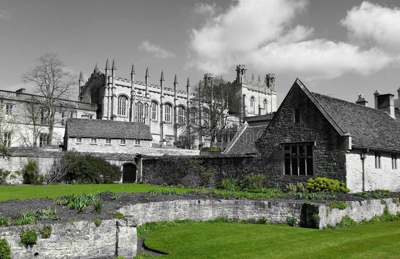A taste of Oxford 2 royalty free stock photo