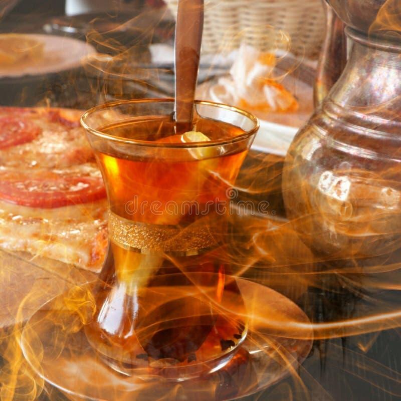 Taste of Turkey in Tea stock photos