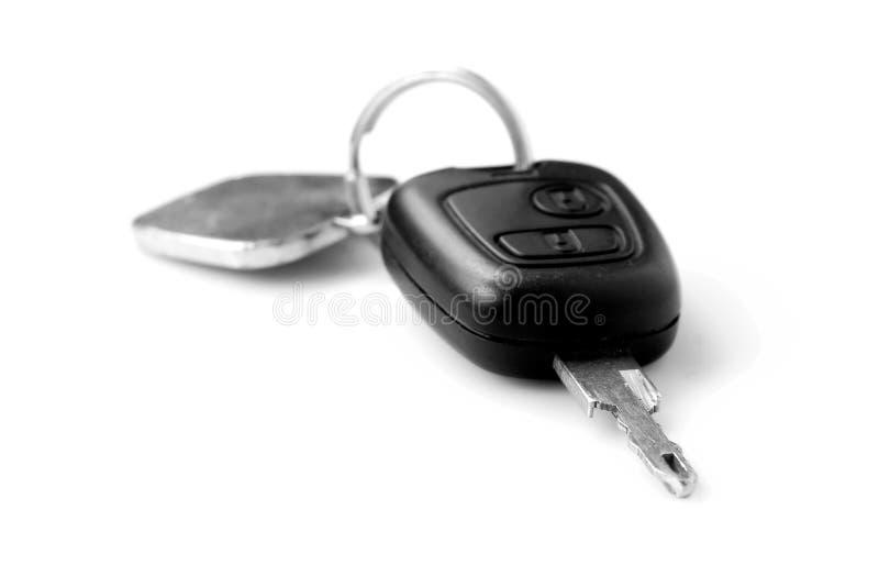 Tasti dell'automobile fotografie stock libere da diritti