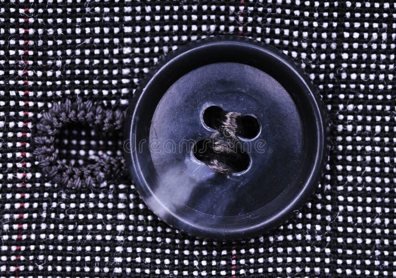Tasti sul vestito di affari fotografie stock libere da diritti