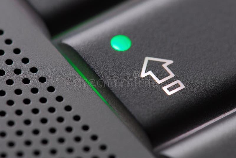 Tastiera della serratura di protezioni fotografie stock libere da diritti