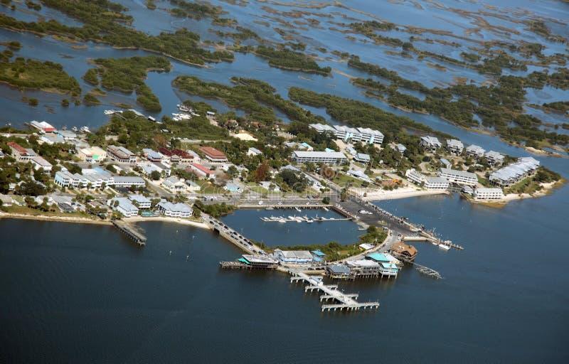 Tasto del cedro, Florida immagine stock libera da diritti