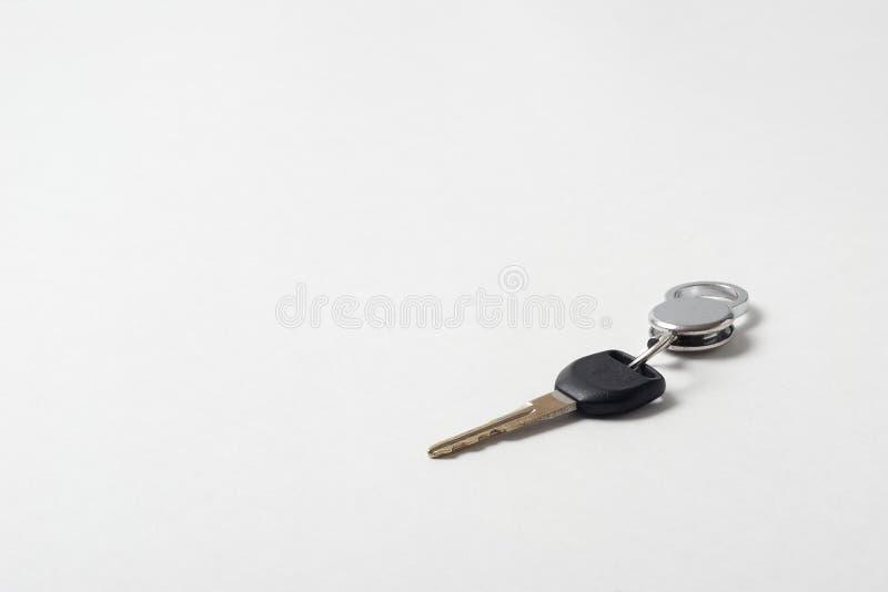 Tasto Dell Automobile Immagini Stock