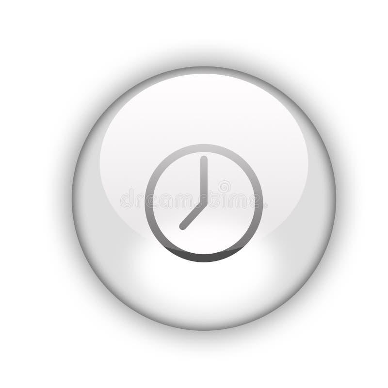 Download Tasto dell'orologio illustrazione di stock. Illustrazione di cursore - 3149836