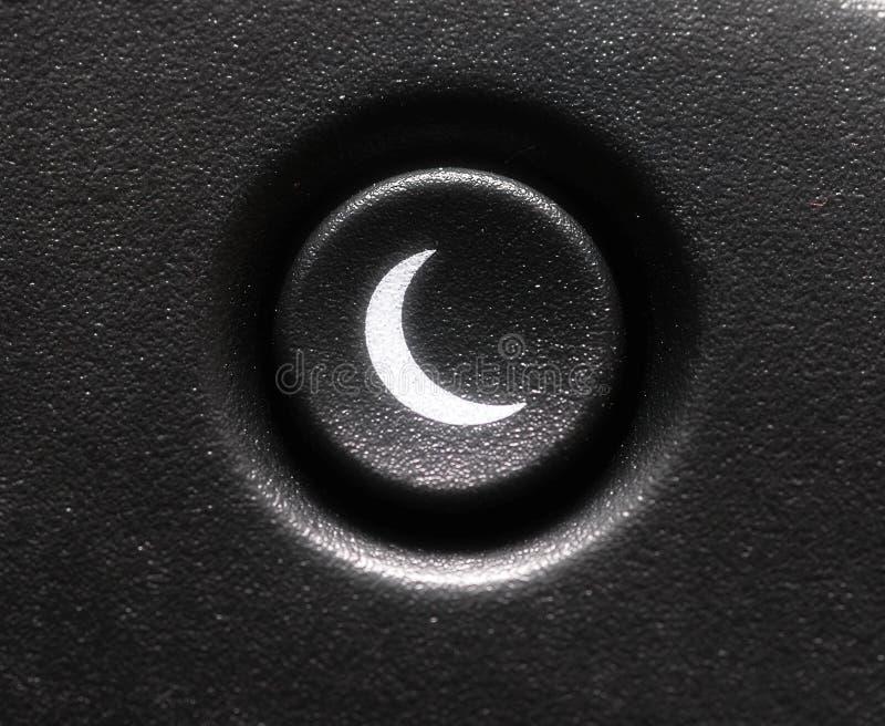 Tasto Di Sonno Fotografia Stock Libera da Diritti