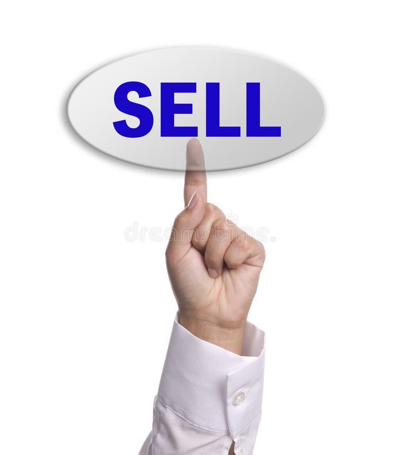 Tasto di vendita immagine stock libera da diritti