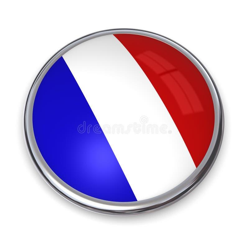 Tasto Francia della bandiera
