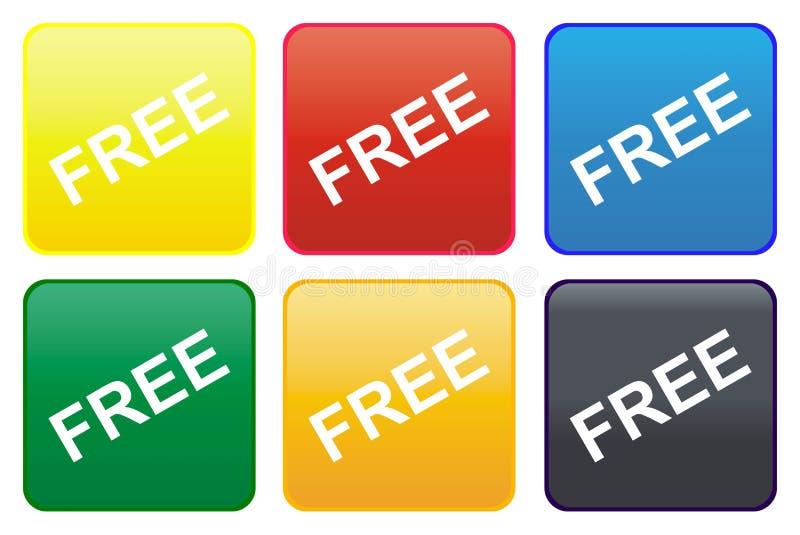 Tasto libero di Web immagini stock libere da diritti