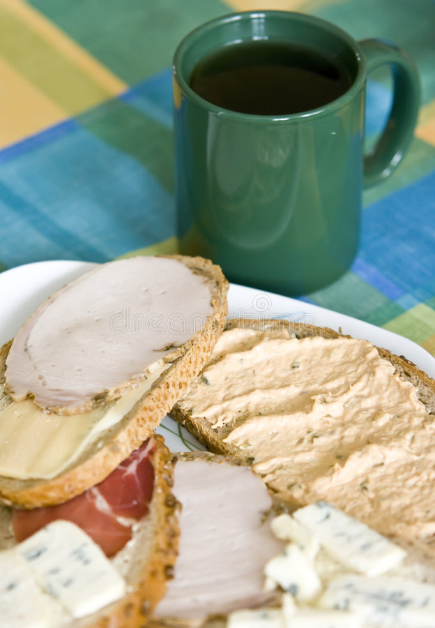 Download Tasty Breakfast Royalty Free Stock Photos - Image: 8251978