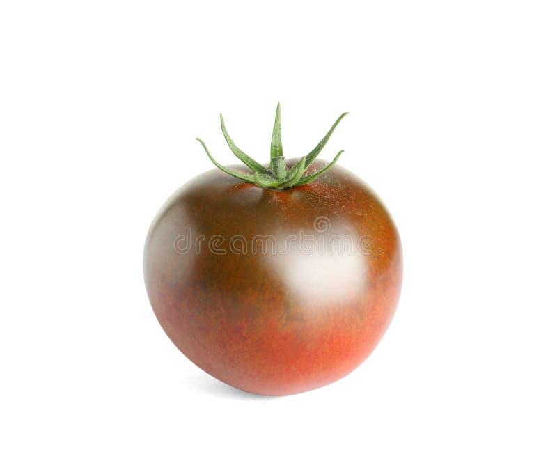 Tasty brown tomato royalty free stock photo