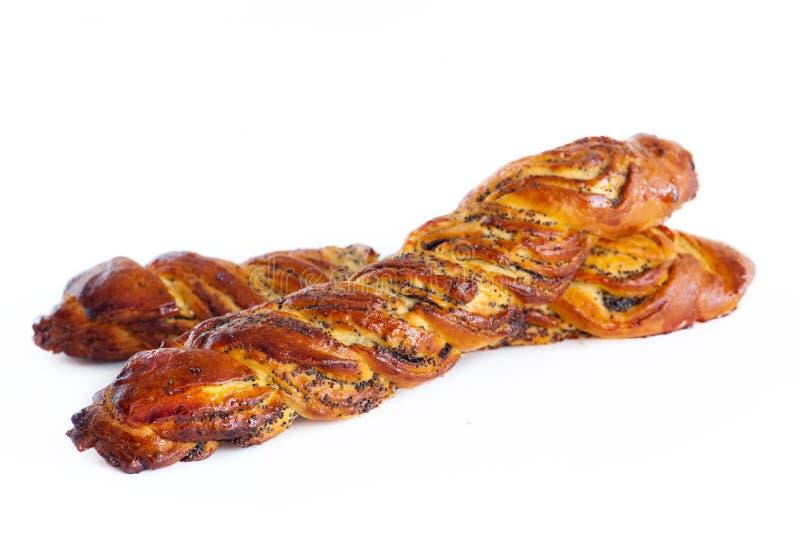 Download Tasty bun stock image. Image of food, dough, glazed, sticky - 39503355