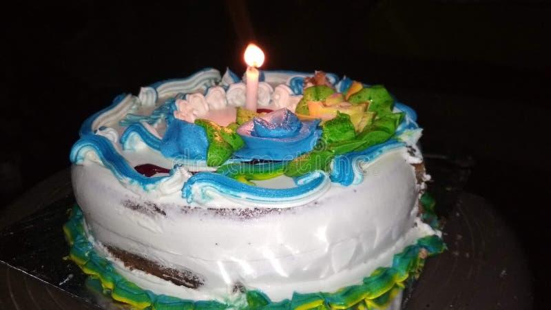 Tasty cake royalty free stock photos