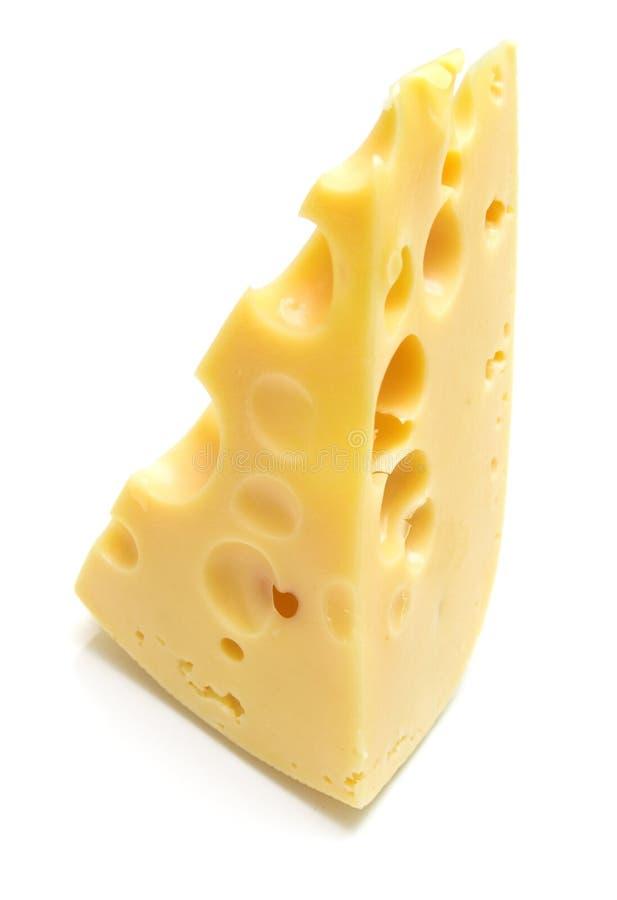 Tasty cheese stock image