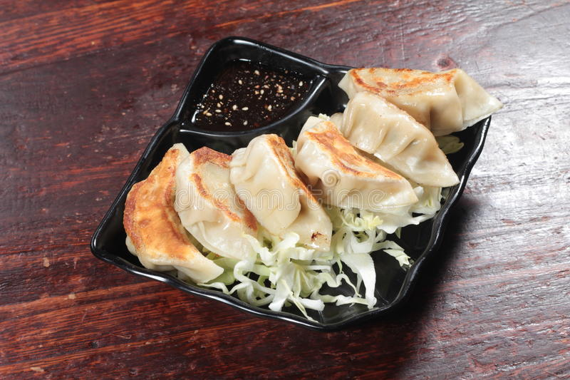 A tasty cuisine photo of dumpling royalty free stock images
