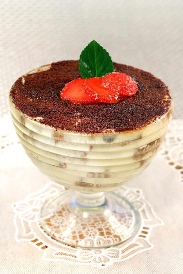 Download Tasty  Dessert  Tiramisu Stock Images - Image: 23040504
