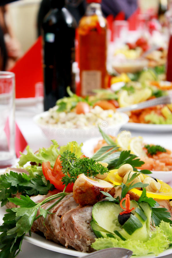 Download Tasty Dinner Royalty Free Stock Photos - Image: 26189638