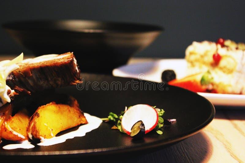 Tasty food royalty free stock image