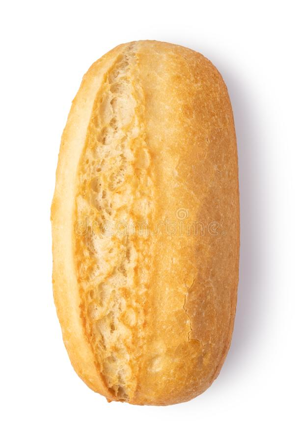 Tasty fresh bun stock images