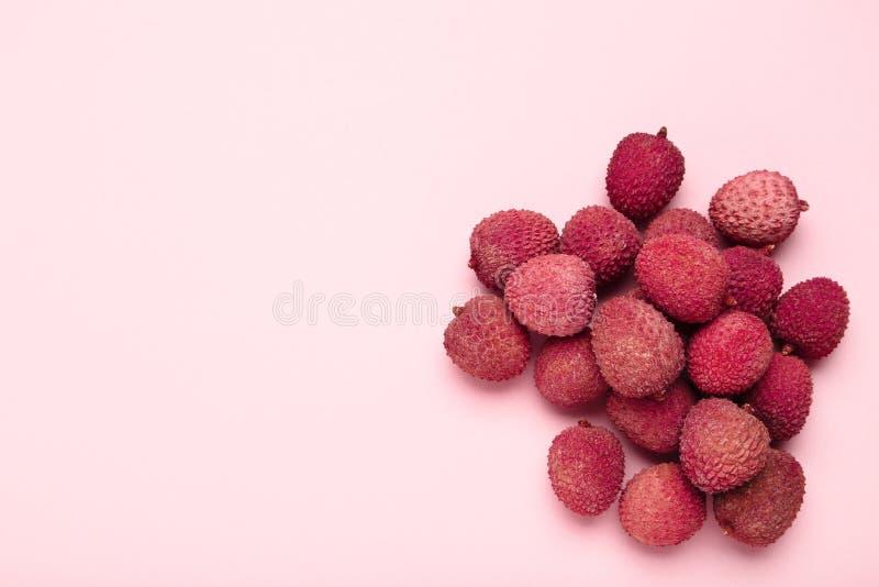 Tasty lychee royalty free stock photo