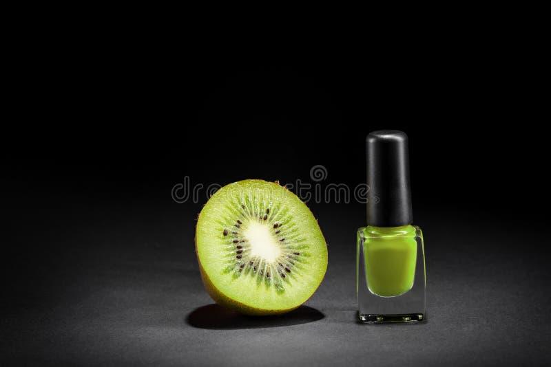 Tasty manicure stock photography