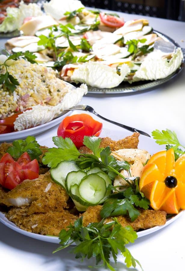 Download Tasty meal stock image. Image of gourmet, lettuce, garnish - 1671183
