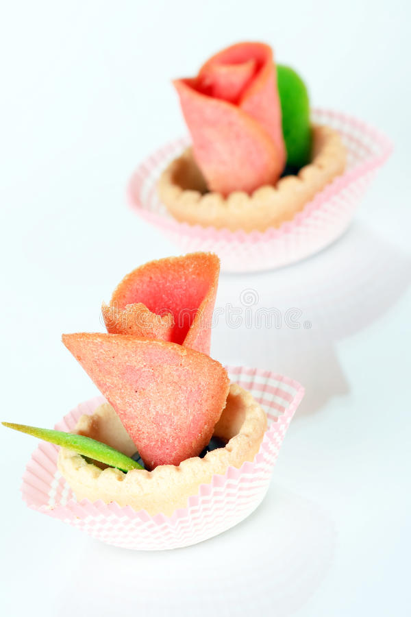 Download Tasty pastry stock photo. Image of romantic, present - 10662792