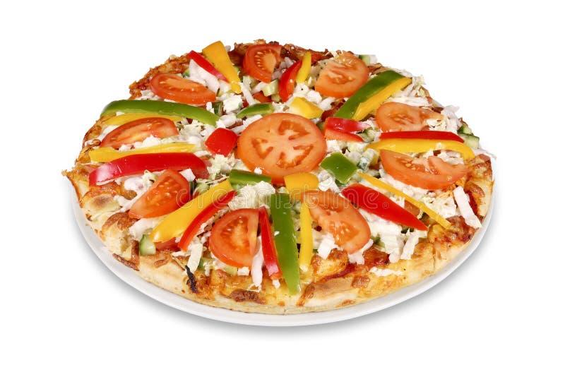 Tasty pizza royalty free stock photos