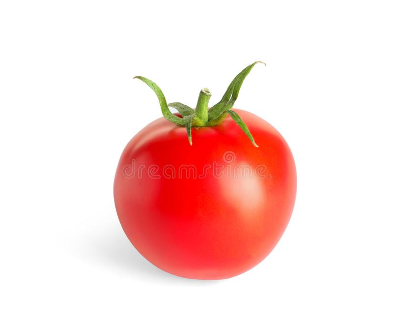 Tasty red tomato royalty free stock image